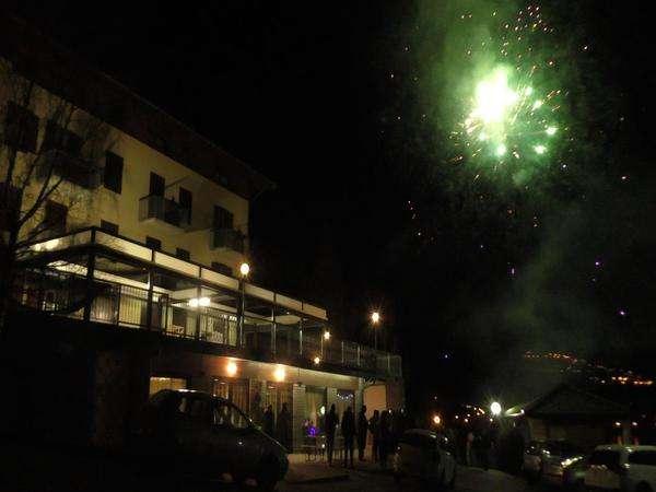 Feuerwerk an Silvester und auf Anfrage