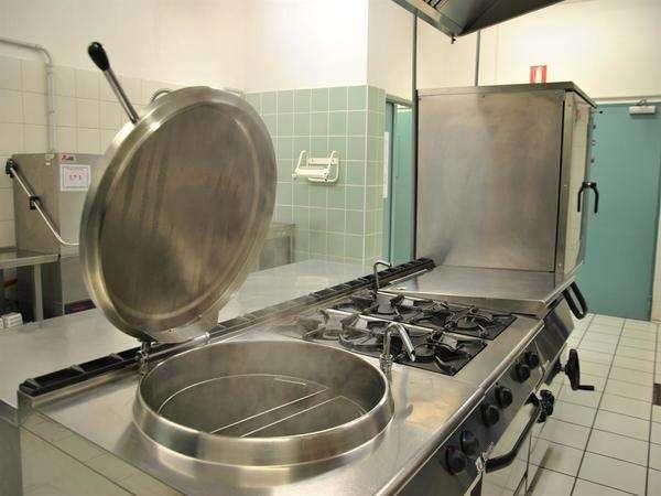 Cucina attrezzata
