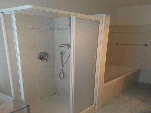 doccia e vasca