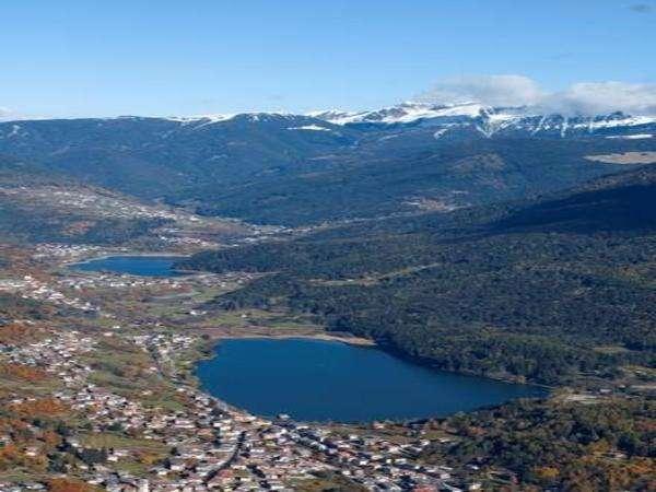 Vista Altopiano di Piné
