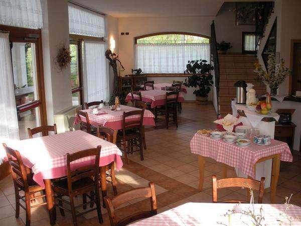 sala colazione e cena