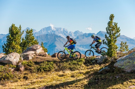 Grand Tour Dolomiti Lagorai Bike