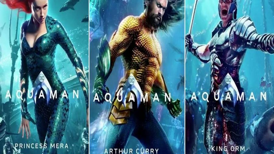 "Natale al cinema: ""Aquaman"" - FI"