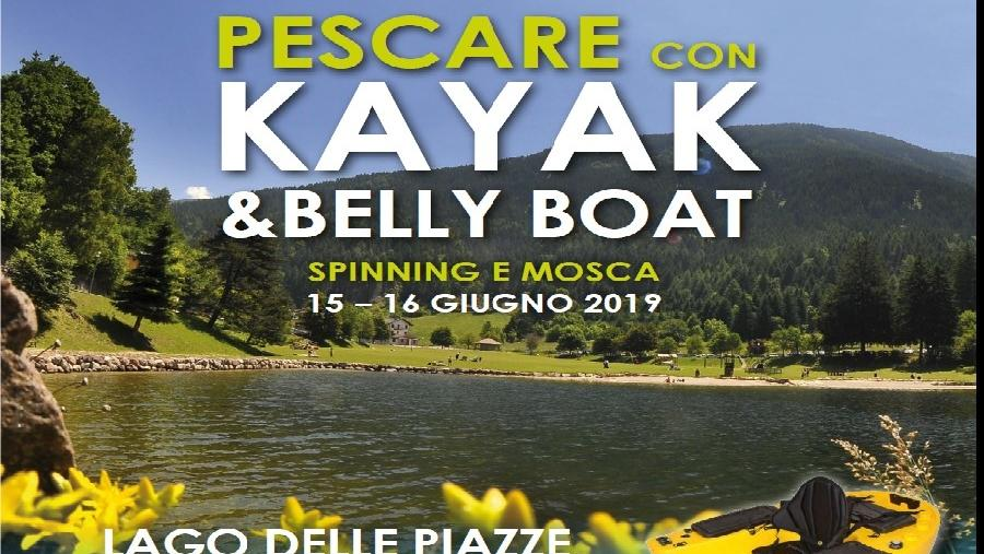 Pescare con Kayak&BellyBoat - FI