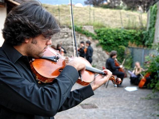 Piné String. L'Officina del Quartetto - FI