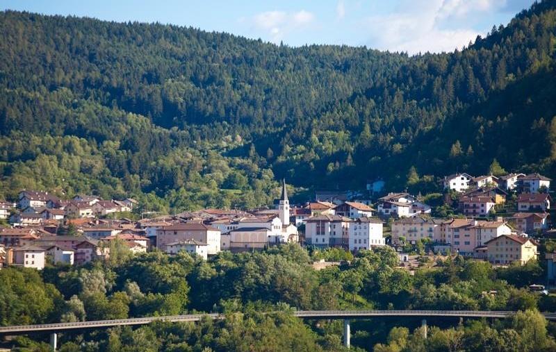 Conosciuto Presepi artigianali, Natale, Albiano, Valle di Cembra, Trentino IY22
