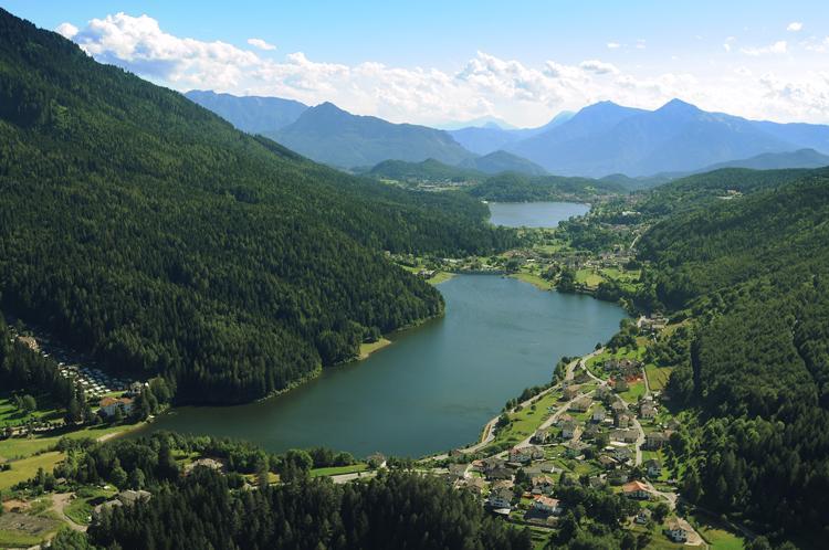 I 3 laghi della Mezza Pinetana - FI