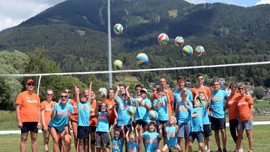 Summer Volley Camp 2019 - FI