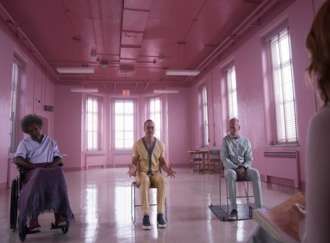 "Il piacere del cinema. ""Glass"" - I1"