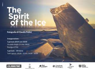 """The Spirit of the Ice"" - I3"
