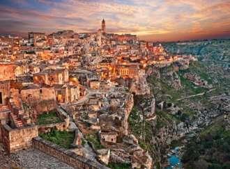 Le città della cultura: Matera - I4