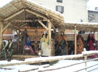 El Paés dei Presepi. Das Dorf der Weihnachtskrippen - I2