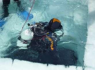 33° Stage di immersione sotto ghiaccio - I3