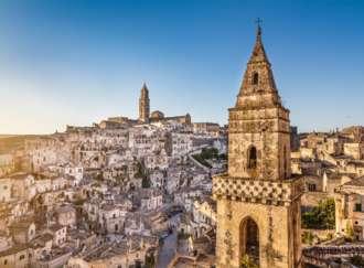 Le città della cultura: Matera - I1