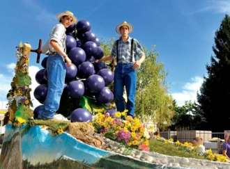 62^ Festa dell'Uva - Grape Festival - I4