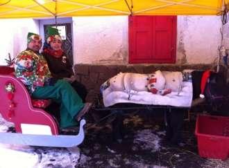 El Paés dei Presepi: il calessino natalizio - I3