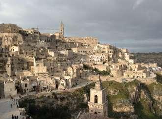 Le città della cultura: Matera - I3