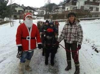 El Paés dei Presepi: il calessino natalizio - I1
