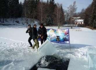 33° Stage di immersione sotto ghiaccio - I1