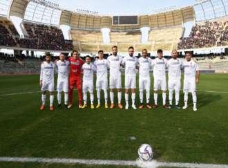 S.S. Calcio Bari in ritiro - I1