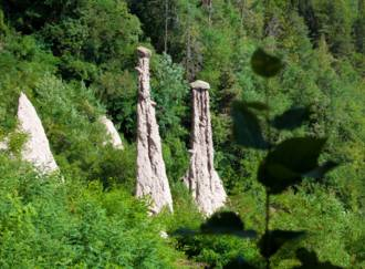 The earth Pyramids of Segonzano - G3