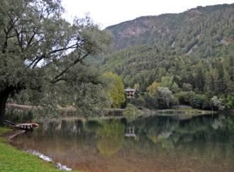 Pesca nel lago di Lases - G3