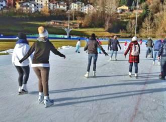 Ice Rink Piné - Stadio del Ghiaccio - G4