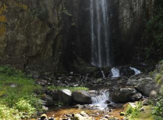 La cascata del lupo - G2
