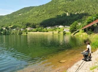Pesca al lago delle Piazze - G4
