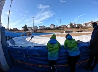 Ice Rink Piné - Stadio del Ghiaccio - G1