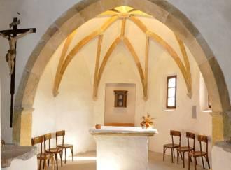 San Leonardo Church in Lisignago - G3
