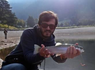 Pesca al lago delle Piazze - G6