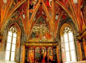 Chiesa di San Pietro a Cembra - G1