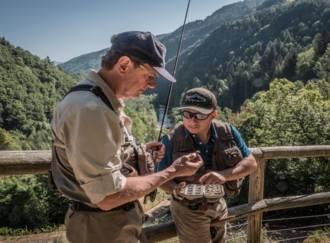 Pesca sul torrente Avisio - G3