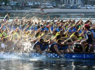 Dragonboat: When heart beats at the pace of a drum - G3
