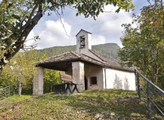 San Leonardo Church in Lisignago - G1