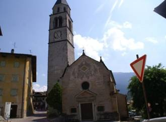 The ancient parish church of Santa Maria Assunta in Baselga di Piné - G3