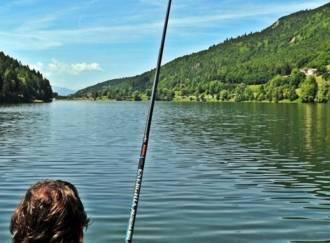 Pesca al lago delle Piazze - G1