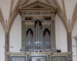 The Woerle Organ in Church of Assunta at Verla di Giovo - G1