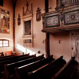 The Woerle Organ in Church of Assunta at Verla di Giovo - FI