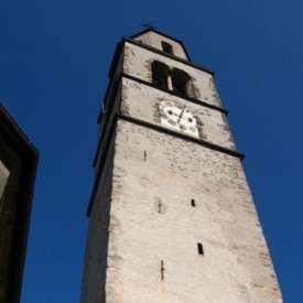 St. Maurus Kirche in Baselga di Piné - FI