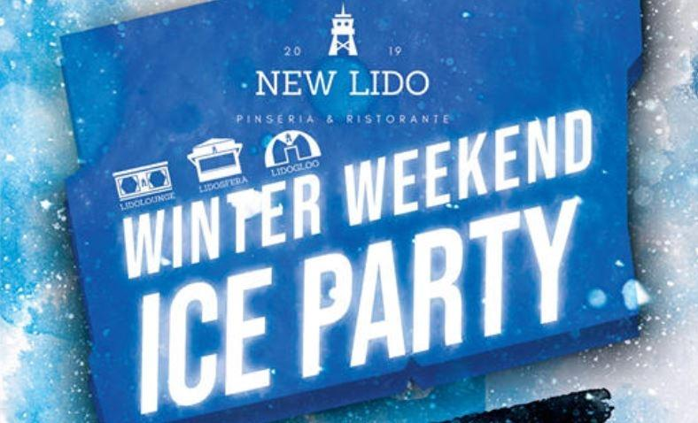 Ice Party al New Lido - FI