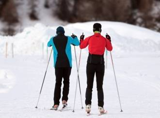 Cross-country skiing - G1