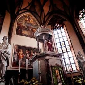 L`Organo Bonatti e la chiesa di Santa Maria Assunta a Civezzano - FI